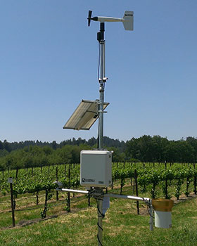 Services for Weather Stations